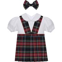 Macbeth Plaid Doll Outfit