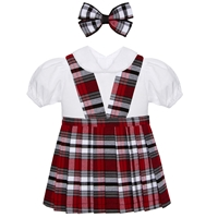 McDonald Plaid Doll Outfit