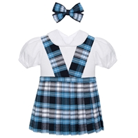 RR Plaid Doll Outfit