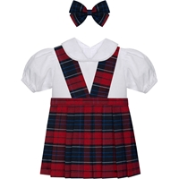 Woodland Plaid Doll Outfit