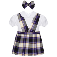 Fremont Plaid Doll Outfit