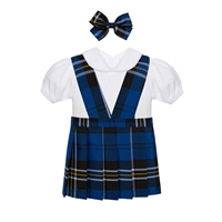 Harris Plaid Doll Outfit