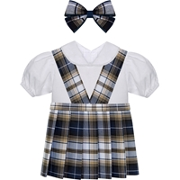 Alexander Plaid Doll Outfit