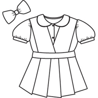 Malcolm Plaid Doll Outfit