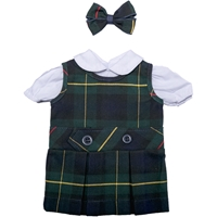 Belair Plaid Doll Outfit