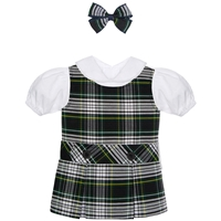 Campbell Plaid Doll Outfit