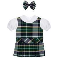 Christopher Plaid Doll Outfit