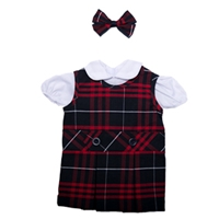 Hamilton Plaid Doll Outfit