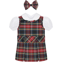 Macbeth Plaid Doll Outfit