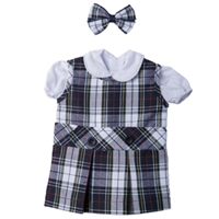 Marymount Plaid Doll Outfit