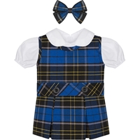 Mayfair Plaid Doll Outfit