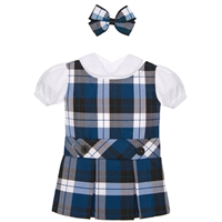 Morris Plaid Doll Outfit