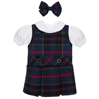 Wilson Plaid Doll Outfit