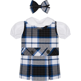 Adams Plaid Doll Outfit