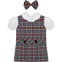 MM Plaid Doll Outfit