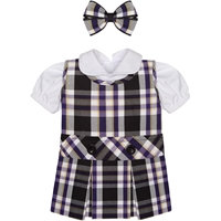 Arlington Plaid Doll Outfit