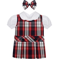 Liberty Plaid Doll Outfit