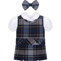 Tyler Plaid Doll Outfit