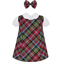 Primrose Plaid Doll Outfit in Primrose Plaid