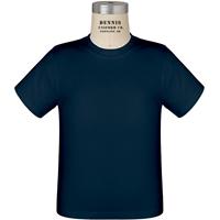 Navy T-Shirt with School logo