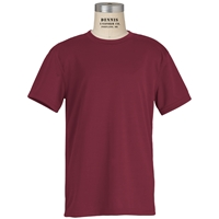 Cardinal 100% Cotton T-Shirt with School Logo