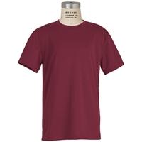 Cardinal 100% Cotton T-Shirt with School Logo