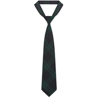 Blackwatch Plaid Neck Tie