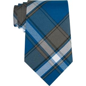 Grant Plaid Neck Tie