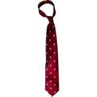Red w/ Griffin Neck Tie