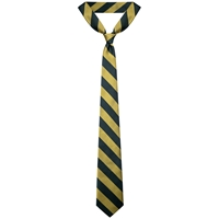 Dark Green/Gold Neck Tie