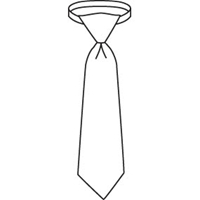 Citation Plaid Neck Tie