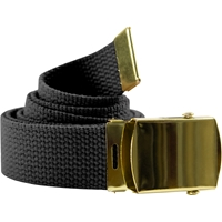 Black Cotton Belt