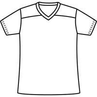Ladies Dri-Fit Gym Shirt-Navy/Grey with School logo
