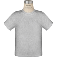 T-Shirt-Grey with School logo