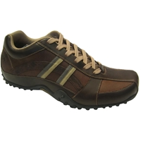 Sketchers Athletic Mens Shoes-Brown