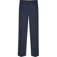 Boys Classic Blend Pants - Navy with School logo