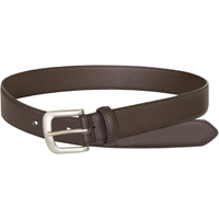 1 inch Leather Belt-Brown
