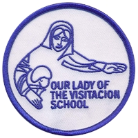 Our Lady of Visitacion Emblem