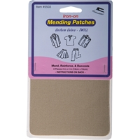 Khaki Iron-on Mending Kit