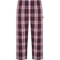 Ridgeland Plaid Pull-On Pants