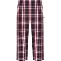 Ridgeland Plaid Pull-On Pants